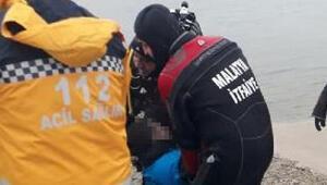 3 kişinin içinde bulunduğu tekne alabora oldu Acı haber geldi