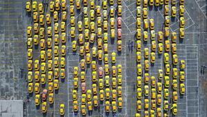 İstanbulda taksimetre ayarları başladı Zamlı tarife yürürlüğe girdi