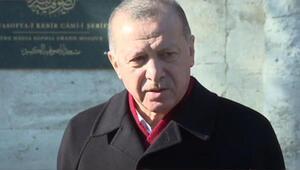 Cumhurbaşkanı Erdoğandan Fikri Sağlara tepki: Sen çağın dışında kaldın