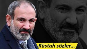 Ermenistan Başbakanı Paşinyandan küstah açıklamalar