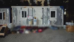 İstanbulda 1400 litre kaçak içki ele geçirildi