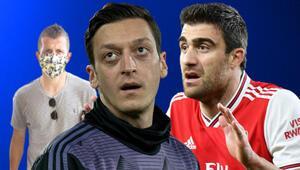 İngilizler, Fenerbahçenin Sokratis ve Mesut Özil hamlesini duyurdu