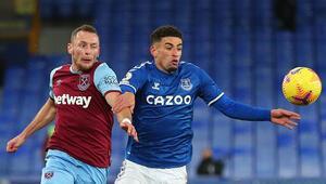 Evertonın galibiyet serisi tek golle sona erdi