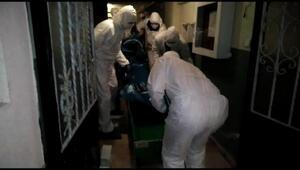 Sinopta yaşlı kadın evinin balkonunda ölü bulundu