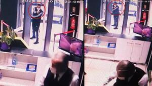 İş adamını sordu, bulamayınca korumasını öldürdü Cinayet anı kamerada...