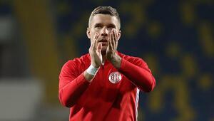 Lukas Podolskiden Galatasaray itirafı Gol atarsam...