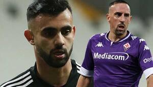 Rachid Ghezzal, İtalyanlara açıkladı Beşiktaş ve Franck Ribery...