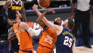 NBAde gecenin sonuçları | Phoenix Suns zirveyi sevdi