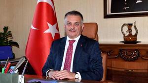 Antalya Valisi Yazıcı koronavirüse yakalandı