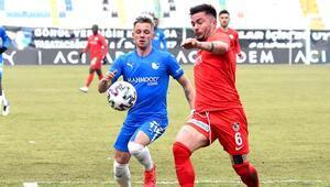 BB Erzurumspor 1-1 Gaziantep FK / Maçın özeti ve goller