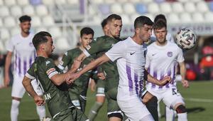 Ankara Keçiörengücü 0 - 1 Bursaspor