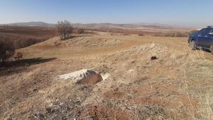 Kırşehirde vahşet Kayıp genç ve kız arkadaşını öldürüp gömmüşler