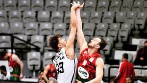 Beşiktaş 72-84 Pınar Karşıyaka
