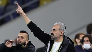Mustafa Dalcı: Maçı sonuna kadar hak ettik