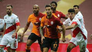 Galatasaray 0-0 Antalyaspor (Maçın özeti)