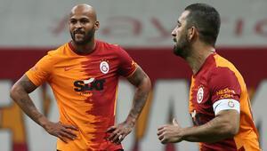 Galatasarayda Arda Turan ve Marcao, cezalı duruma düştü