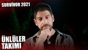 Survivor 2021 Ünlüler kadrosu belli oldu - Survivor 2021 Ünlüler takımında kimler var