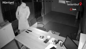 Kadın kılığında 5 milyonluk lüks cipi çaldı