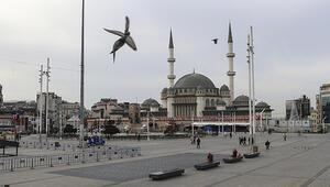 İstanbulda sokağa çıkma kısıtlamasının son günü