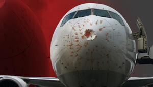 İstanbul'da kargo uçağı acil iniş yaptı