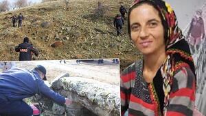 Ispartada kayıp olarak aranan kadının Burdurda cesedi bulundu