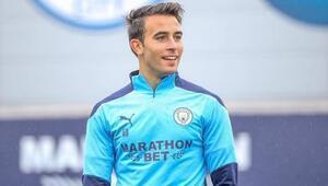 Manchester Cityli Garcianın koronavirüs testi pozitif çıktı