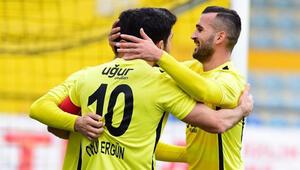İstanbulspor: 5 - Ankaraspor: 3 (Maç sonucu)