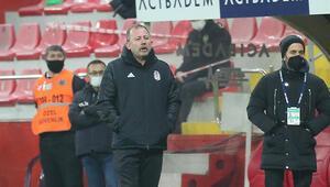Beşiktaşta Sergen Yalçınndan maç sonu transfer açıklaması