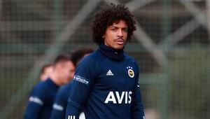 Fenerbahçede Luiz Gustavo müjdesi Takımla çalıştı