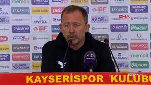 Sergen Yalçın: Beşiktaş her zaman liderliğe, şampiyonluğa oynar