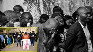 Vincent Aboubakar gözyaşlarına boğuldu En acı görev...