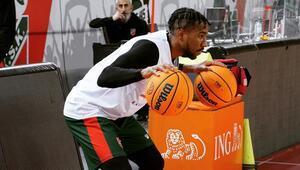 Pınar Karşıyakanın konuğu Fortitudo Bologna FIBA Şampiyonlar Ligi...
