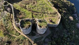 UNESCO listesindeki tarihi kale harabeye döndü