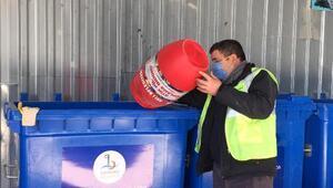 Bayraklı Belediyesi, 15 bin ton atığı geri dönüşüme kazandırdı