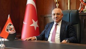 Gaziantep FK Başkanı Büyükekşi takımına güveniyor Yeni bir seri yakalayacak güçteyiz...