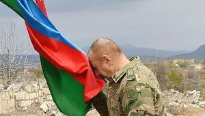 Azerbaycan Cumhurbaşkanı Aliyeve 19 Mayıs Türk Dünyası Diriliş Ödülü