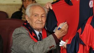 Son dakika | Altınordu'nun en yaşlı efsane oyuncusu Matteo Vitali vefat etti