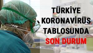 10 Ocak koronavirüs vaka sayısı tablosu Sağlık Bakanlığı Türkiye corona virüs vaka, ölüm, hasta, iyileşen sayısında son durum