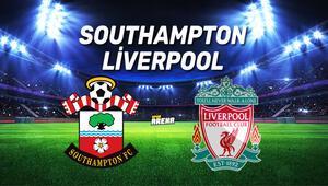 Southampton Liverpool maçı saat kaçta, hangi kanalda Liverpool son 8 maçtır kaybetmiyor
