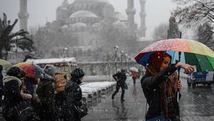 İstanbula kar ne zaman geliyor Prof. Dr. Hüseyin Toros açıkladı