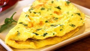 Mükemmel omletler hazırlamanın püf noktaları