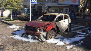 Ukraynada ülkeyi sarsan suikastla ilgili flaş gelişme