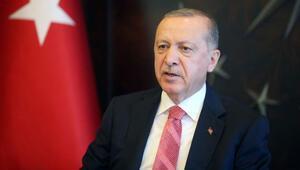 Erdoğan'dan MYK sonrası 2 km'lik yürüyüş