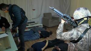 İstanbulda uyuşturucu operasyonu: Böyle yakalandılar