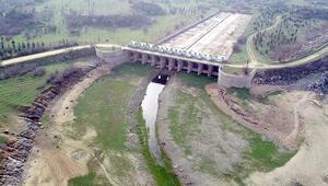 Tehlike kapıda, barajlar alarm veriyor Edirnenin 5-6 aylık içme suyu kaldı