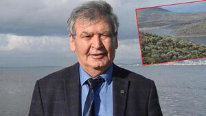 İzmirdeki barajlarda su kritik seviyerlerde