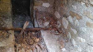 Tokatta tarlada Roma dönemine ait olduğu tahmin edilen mezarlık bulundu