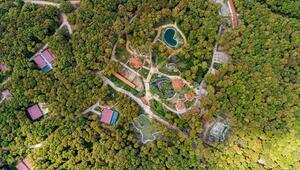 Kocaelideki Avrupanın en büyük doğal yaşam parkı 5 milyon ziyaretçiyi ağırladı