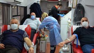 Kızılaydan Serikte kan bağış kampanyası