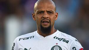 Futbol hayatı bitebilir denmişti Felipe Melo sürprizi
